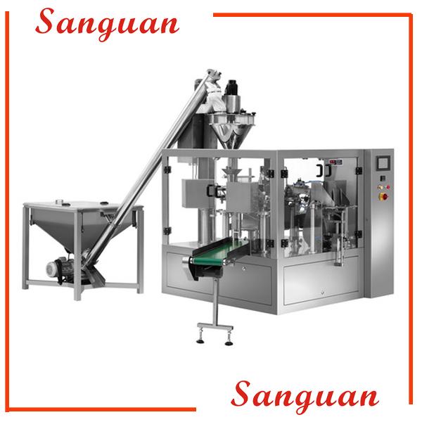 SGB300-GD8 Автоматический упаковочный вращательный станок