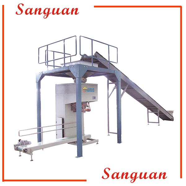 SGJ-Q Серия полуавтоматических упаковочных станков без приемного желоба