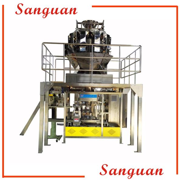 SGJ-ZDA Автоматический упаковочный станок для упаковки объемных продуктов