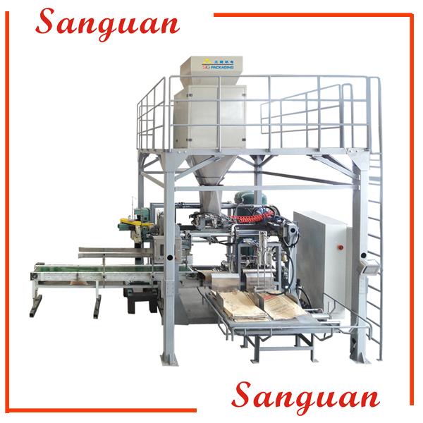 SGJ-ZD Автоматический упаковочный станок для упаковки тяжелых пакетов