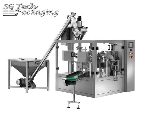 SGB200-GD8 Автоматический упаковочный вращательный станок
