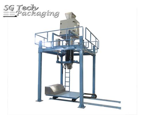 SGJ-DB Автоматический упаковочный станок для тонных пакетов