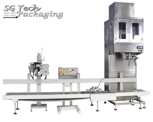 SGJ-P Серия полуавтоматических упаковочных станков